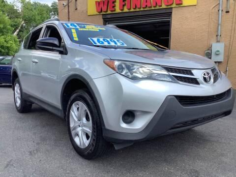 2014 Toyota RAV4 for sale at Active Auto Sales Inc in Philadelphia PA