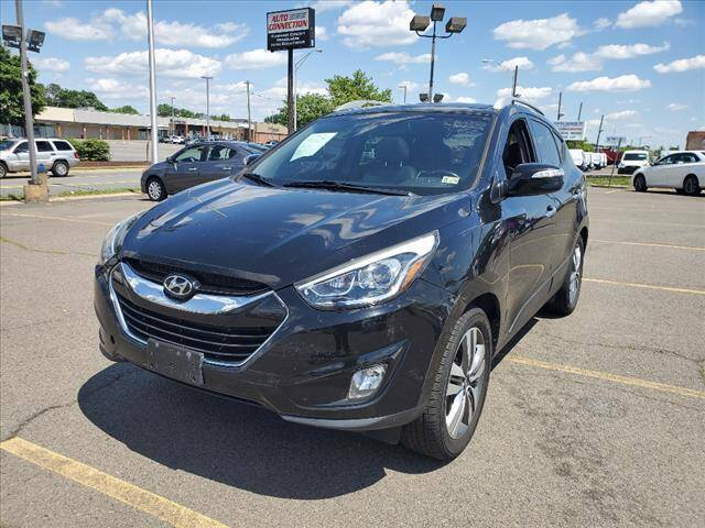 2015 Hyundai Tucson for sale at Auto Connection in Manassas VA