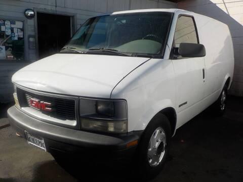 2000 GMC Safari Cargo for sale at Royal Motor in San Leandro CA