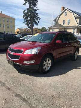 2010 Chevrolet Traverse for sale at Worldwide Auto Sales in Fall River MA