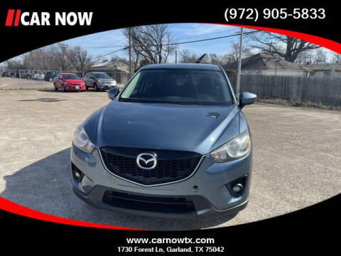 2015 Mazda CX-5 for sale at Car Now Dallas in Dallas TX