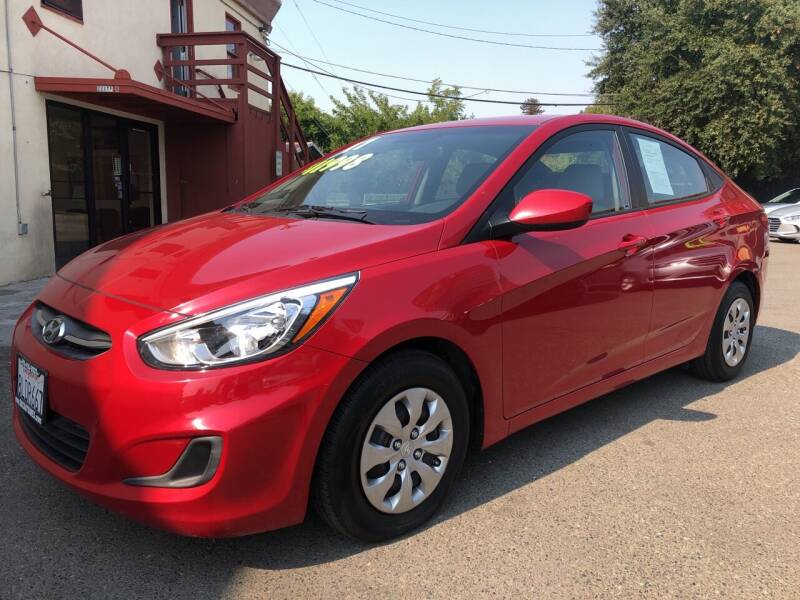2017 Hyundai Accent for sale at AUTOMEX in Sacramento CA