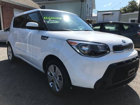 2016 Kia Soul for sale at Real Auto Shop Inc. in Somerville MA