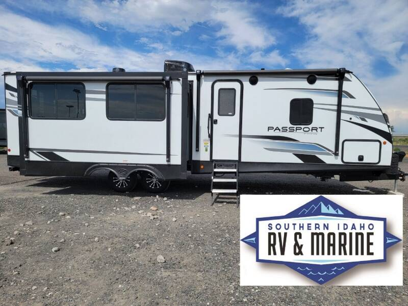 2021 KEYSTONE PASSPORT 2870RLSWE for sale at SOUTHERN IDAHO RV AND MARINE in Jerome ID