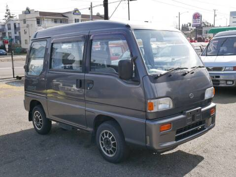1994 Subaru Sambar for sale at JDM Car & Motorcycle LLC in Seattle WA