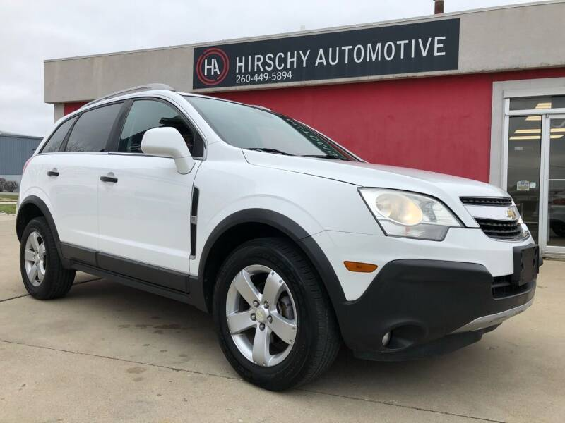 2012 Chevrolet Captiva Sport for sale at Hirschy Automotive in Fort Wayne IN