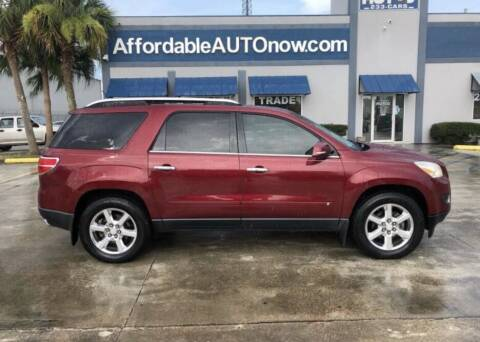 2008 Saturn Outlook for sale at Affordable Autos in Houma LA