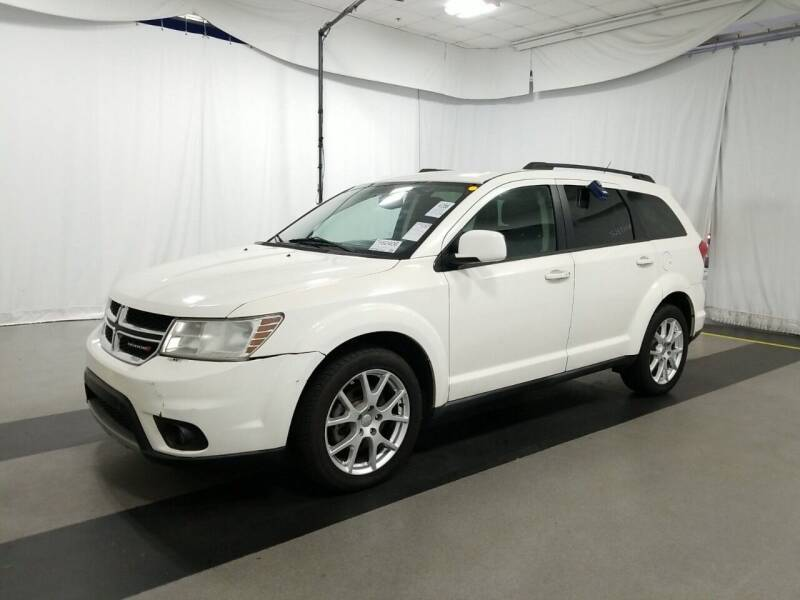 2013 Dodge Journey for sale at Matthew's Stop & Look Auto Sales in Detroit MI