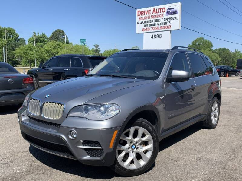 2013 BMW X5 for sale at Drive Auto Sales & Service, LLC. in North Charleston SC