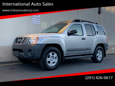 2005 Nissan Xterra for sale at International Auto Sales in Hasbrouck Heights NJ