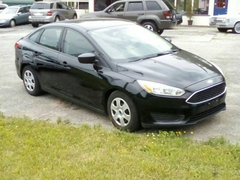 2017 Ford Focus for sale at Rooney Motors in Pawling NY