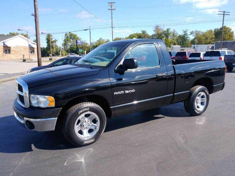 2003 Dodge Ram Pickup 1500 for sale at Big Boys Auto Sales in Russellville KY