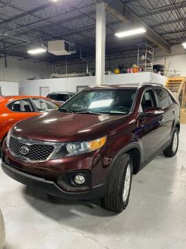 2013 Kia Sorento for sale at Brian's Direct Detail Sales & Service LLC. in Brook Park OH