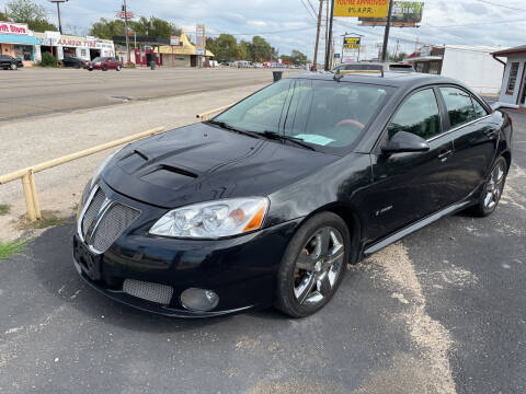 2008 Pontiac G6 for sale at Elliott Autos in Killeen TX