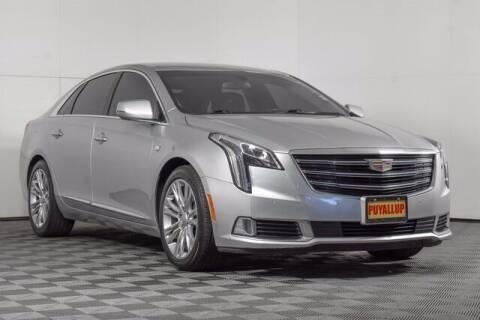 2018 Cadillac XTS for sale at Washington Auto Credit in Puyallup WA