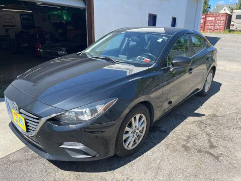 2014 Mazda MAZDA3 for sale at Pinnacle Automotive Group in Roselle NJ