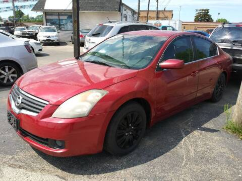 2009 Nissan Altima for sale at TOP YIN MOTORS in Mount Prospect IL