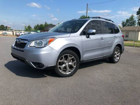 2016 Subaru Forester for sale at Callahan Motor Co. in Benton AR