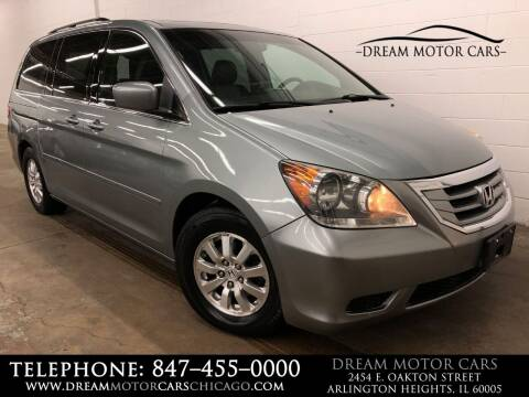 2010 Honda Odyssey for sale at Dream Motor Cars in Arlington Heights IL