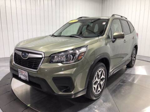 2020 Subaru Forester for sale at HILAND TOYOTA in Moline IL