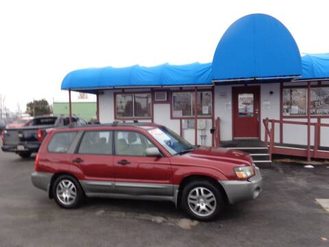 2005 Subaru Forester for sale at Jim's Cars by Priced-Rite Auto Sales in Missoula MT