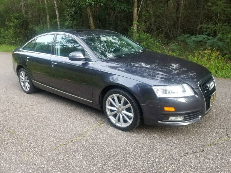 2009 Audi A6 for sale at J & J Auto Brokers in Slidell LA