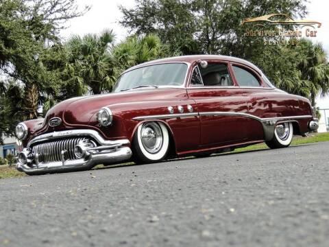 1951 Buick Special for sale at SURVIVOR CLASSIC CAR SERVICES in Palmetto FL