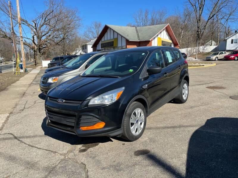2013 Ford Escape for sale at Bronco Auto in Kalamazoo MI