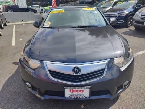 2012 Acura TSX for sale at Elmora Auto Sales in Elizabeth NJ