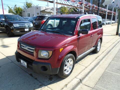 2008 Honda Element for sale at Car Center in Chicago IL