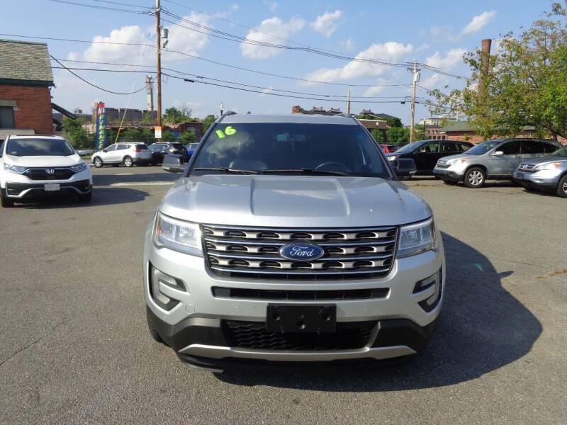 2016 Ford Explorer for sale at Merrimack Motors in Lawrence MA