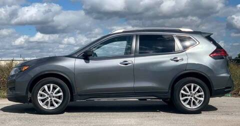 2020 Nissan Rogue for sale at Palmer Auto Sales in Rosenberg TX