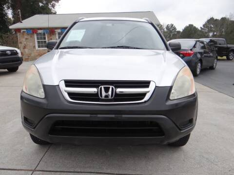 2004 Honda CR-V for sale at Flywheel Auto Sales Inc in Woodstock GA