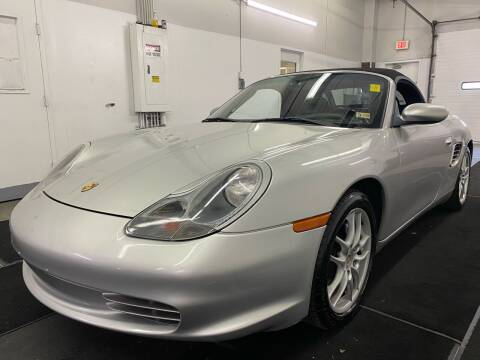 2003 Porsche Boxster for sale at TOWNE AUTO BROKERS in Virginia Beach VA