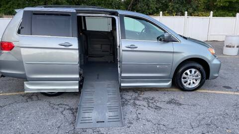 2010 Honda Odyssey for sale at Mobility Solutions in Newburgh NY