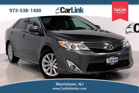 2014 Toyota Camry for sale at CarLink in Morristown NJ