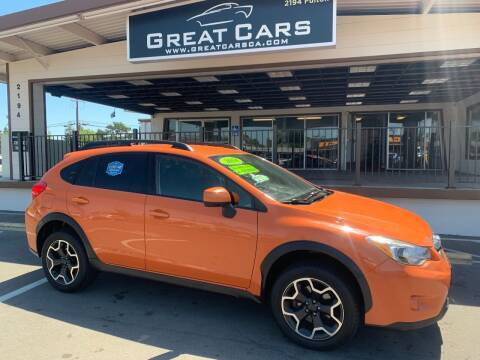 2014 Subaru XV Crosstrek for sale at Great Cars in Sacramento CA