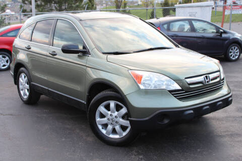 2009 Honda CR-V for sale at Dan Paroby Auto Sales in Scranton PA