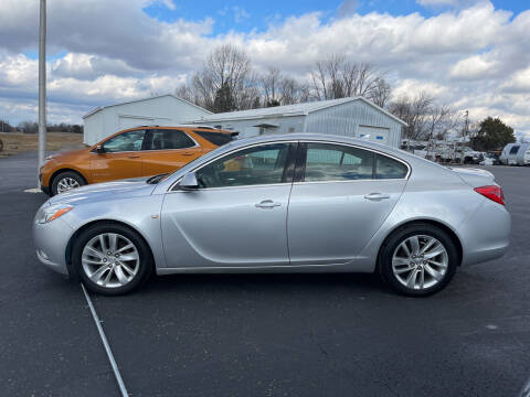 2015 Buick Regal for sale at B & W Auto in Campbellsville KY