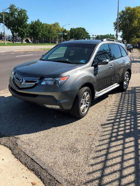 2007 Acura MDX for sale at Z & A Auto Sales in Philadelphia PA