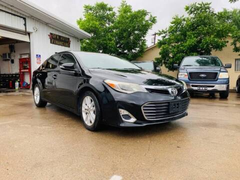 2013 Toyota Avalon for sale at Bad Credit Call Fadi in Dallas TX