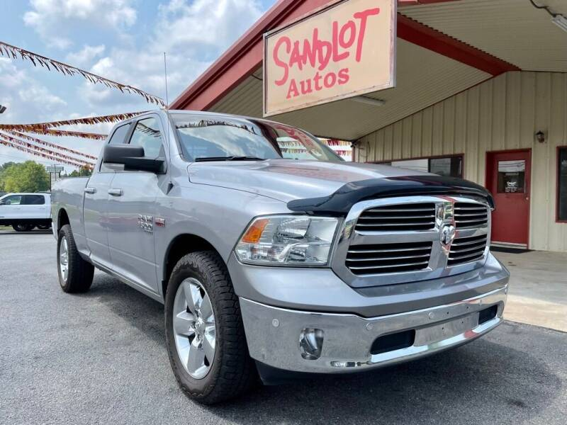 2019 RAM Ram Pickup 1500 Classic for sale at Sandlot Autos in Tyler TX