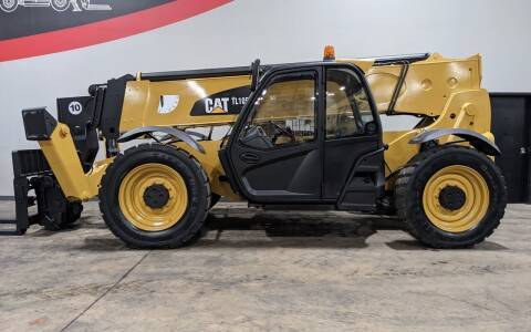 2015 Caterpillar TL1055D