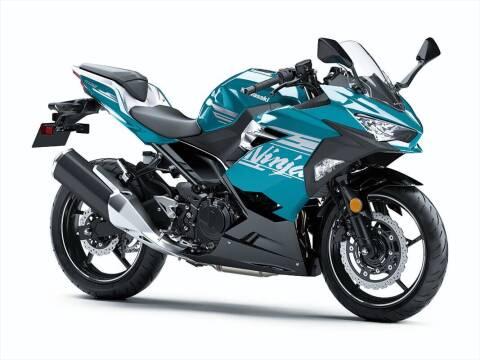 2021 Kawasaki NINJA 400 for sale at Honda West in Dickinson ND