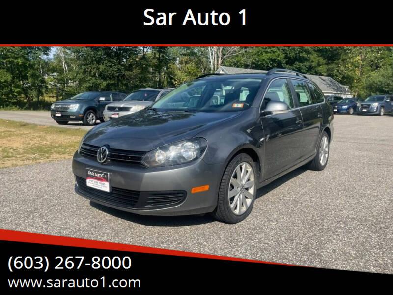 2013 Volkswagen Jetta for sale at Sar Auto 1 in Belmont NH
