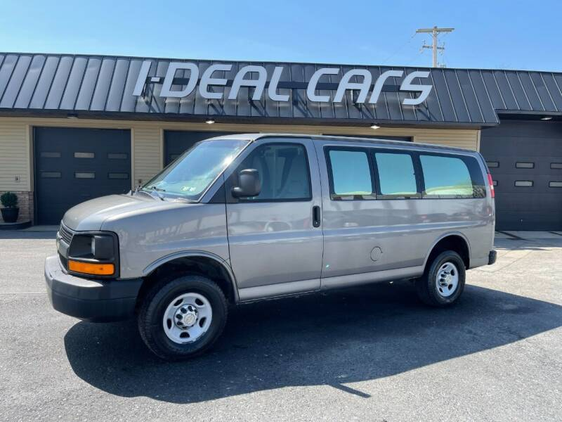 2011 Chevrolet Express Cargo for sale at I-Deal Cars in Harrisburg PA