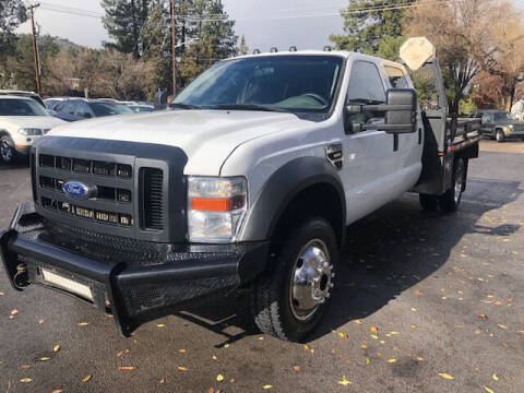 2008 Ford F-550 Super Duty for sale at Local Motors in Bend OR
