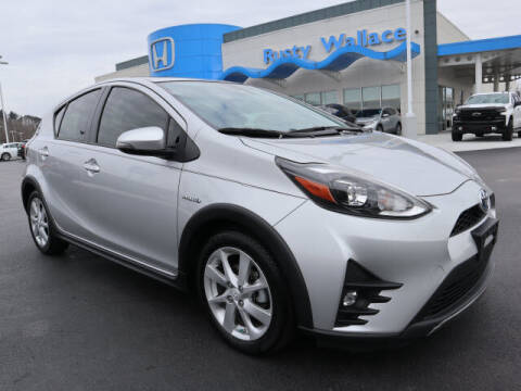 2018 Toyota Prius c for sale at RUSTY WALLACE HONDA in Knoxville TN