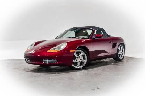 2000 Porsche Boxster for sale at CarXoom in Marietta GA