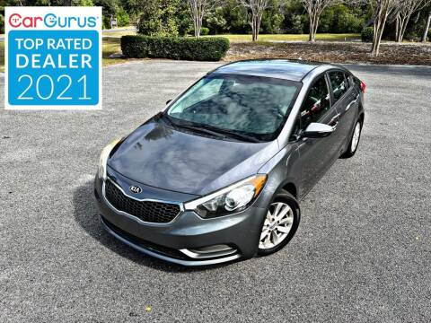 2016 Kia Forte for sale at Brothers Auto Sales of Conway in Conway SC